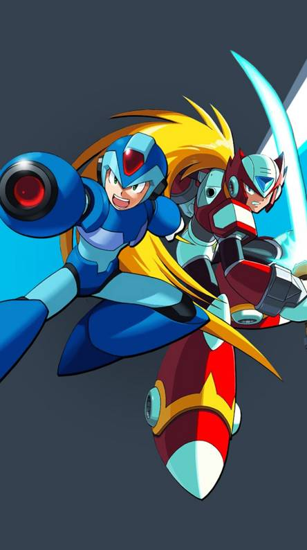Megaman X Wallpapers Free By Zedge