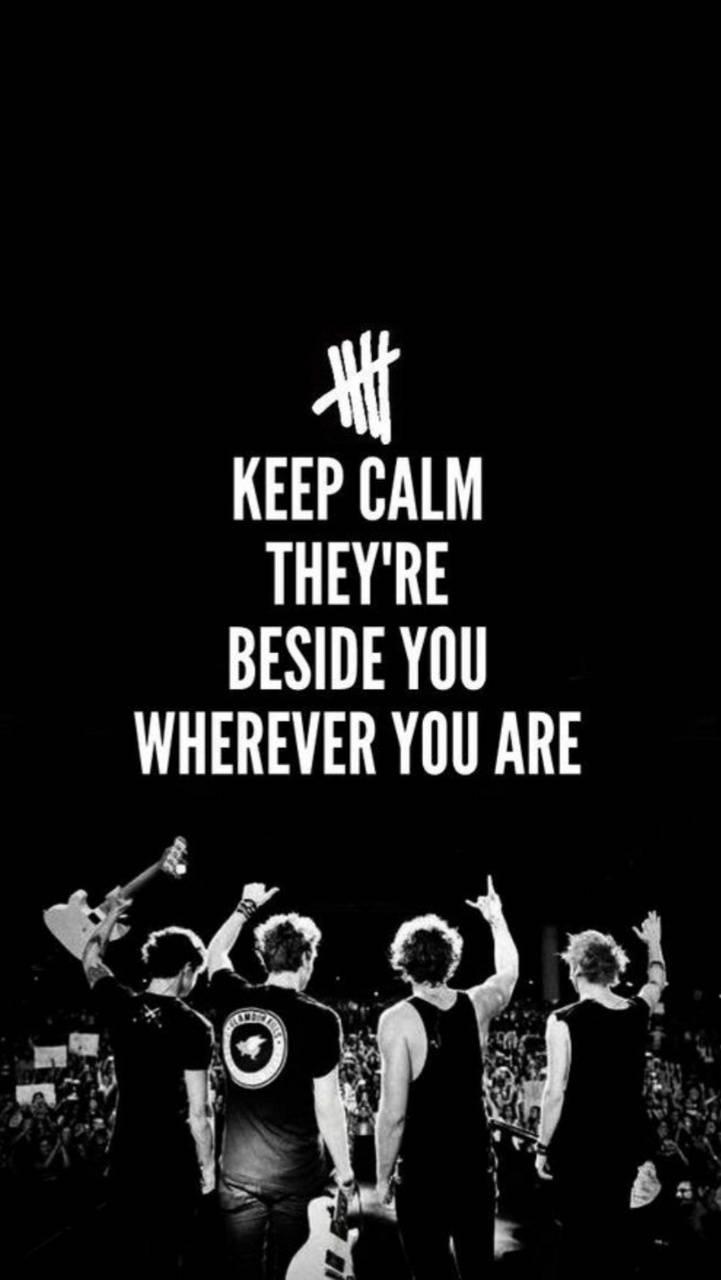 5SOS Keep Calm