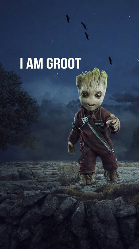 Groot Wallpapers - Free by ZEDGE™