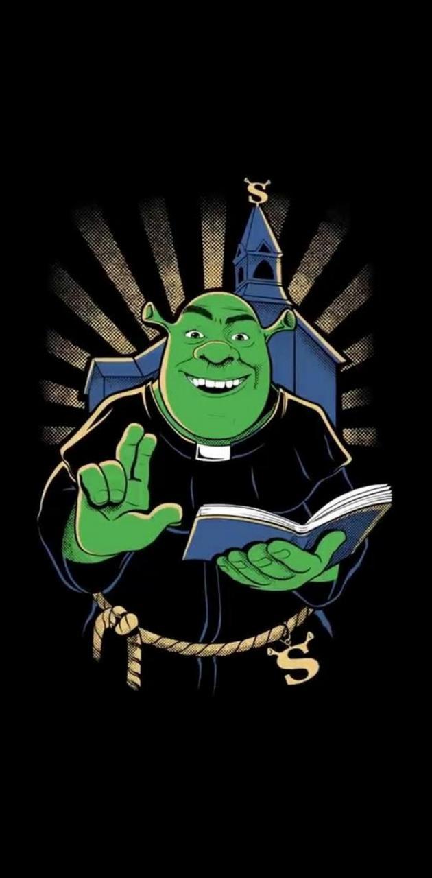 Shrek padre