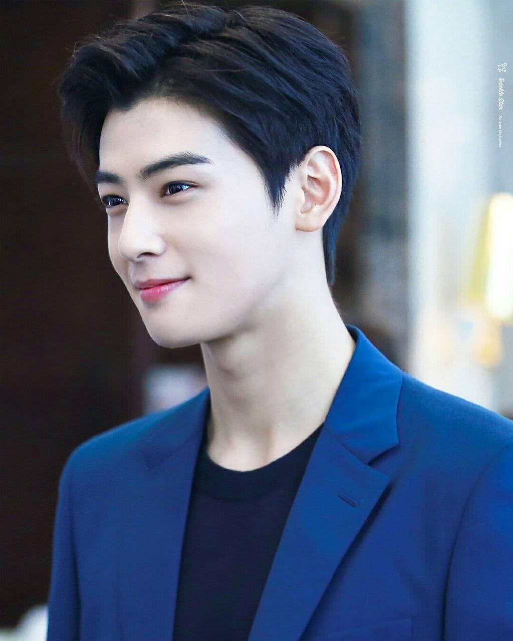 Cha Eun Woo Astro
