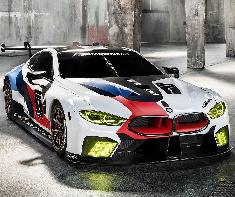 Bmw M8: BMW M8 GTE Wallpaper By ZAKspeed2