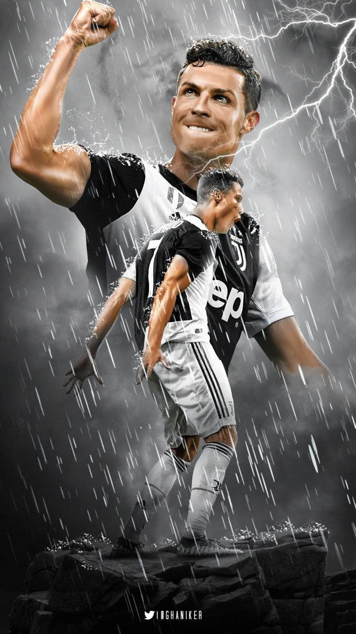 Cristiano Ronaldo wallpaper by ElnazTajaddod - 6b - Free ...