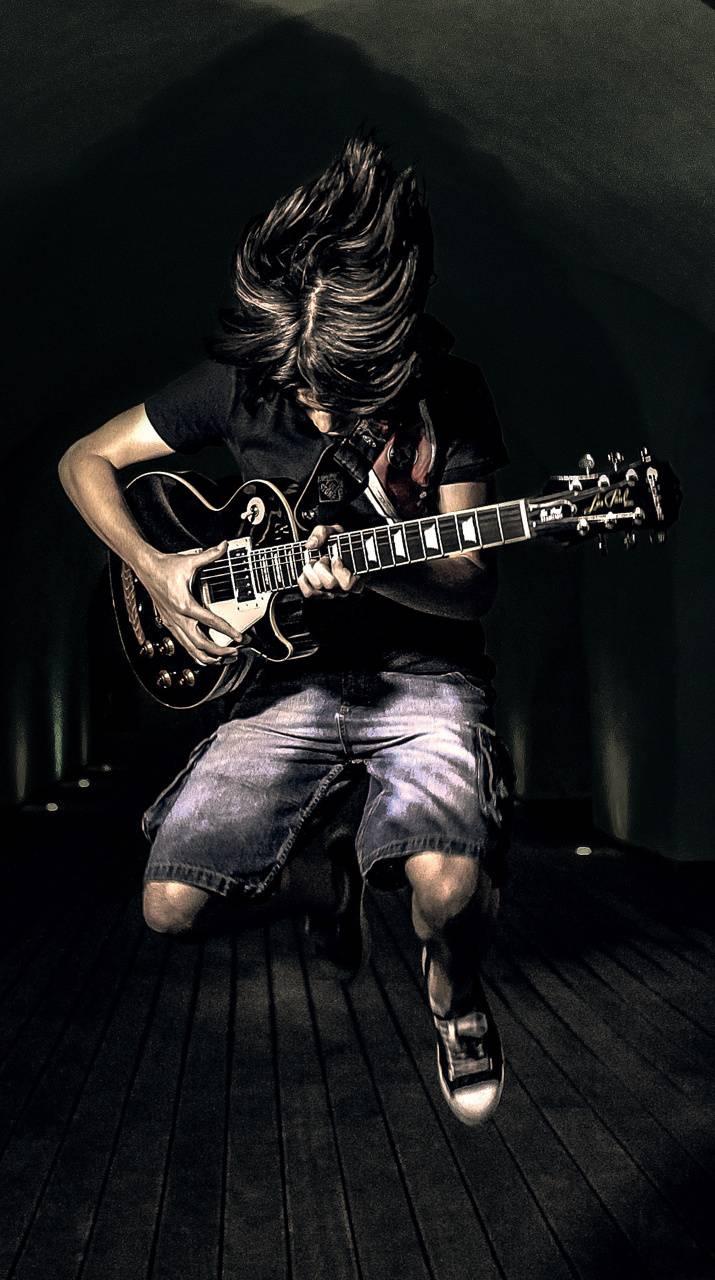 rocking boy