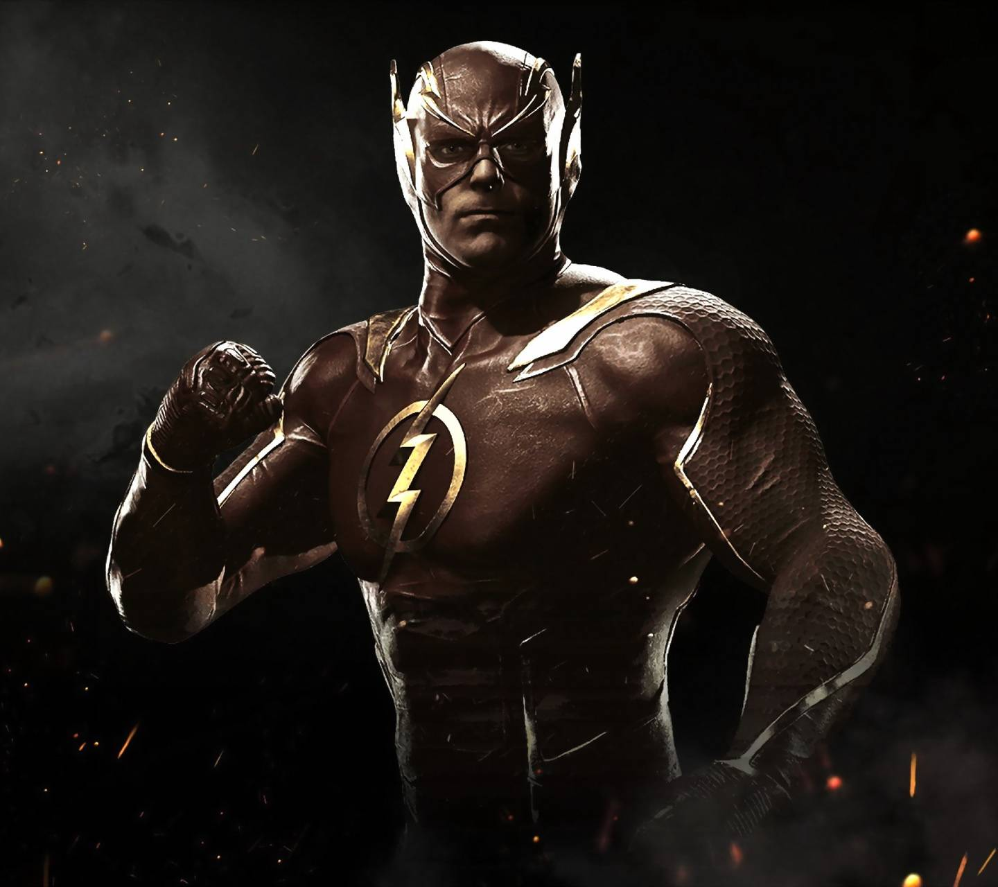 Flash In Injustice