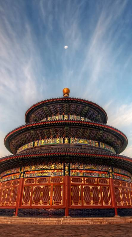 Chinese Building Hd