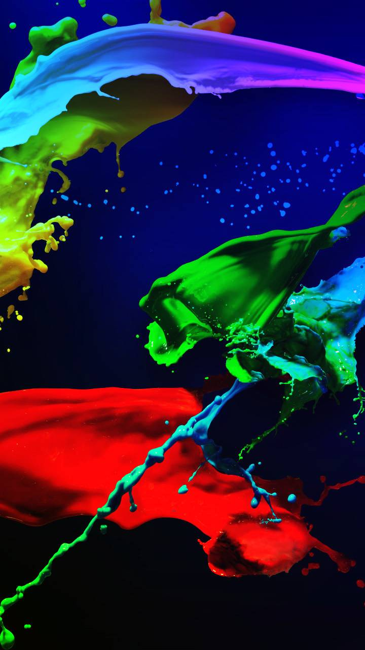 Color Splash Wallpaper By Speare31 Ef Free On Zedge