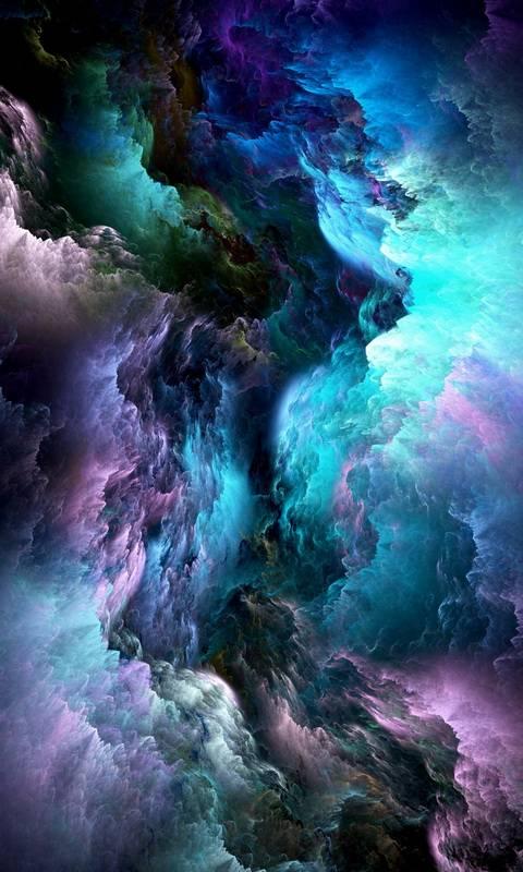 unreal colours