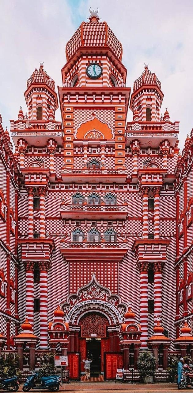 Red mosque Pettah