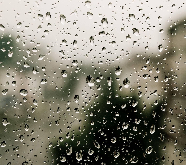 Water Drops Screen