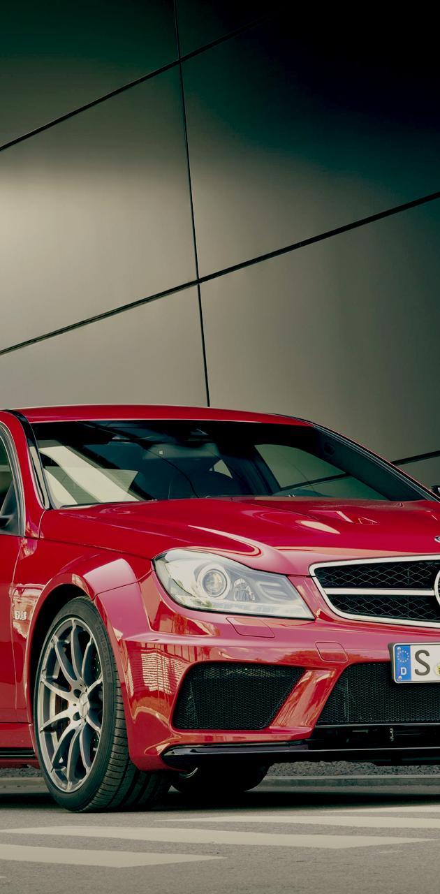Mercedes Benz Clk63