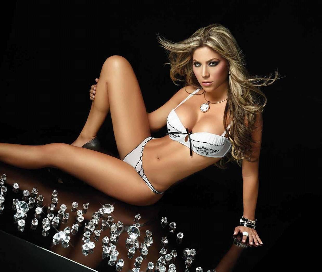 Daniela T diamonds