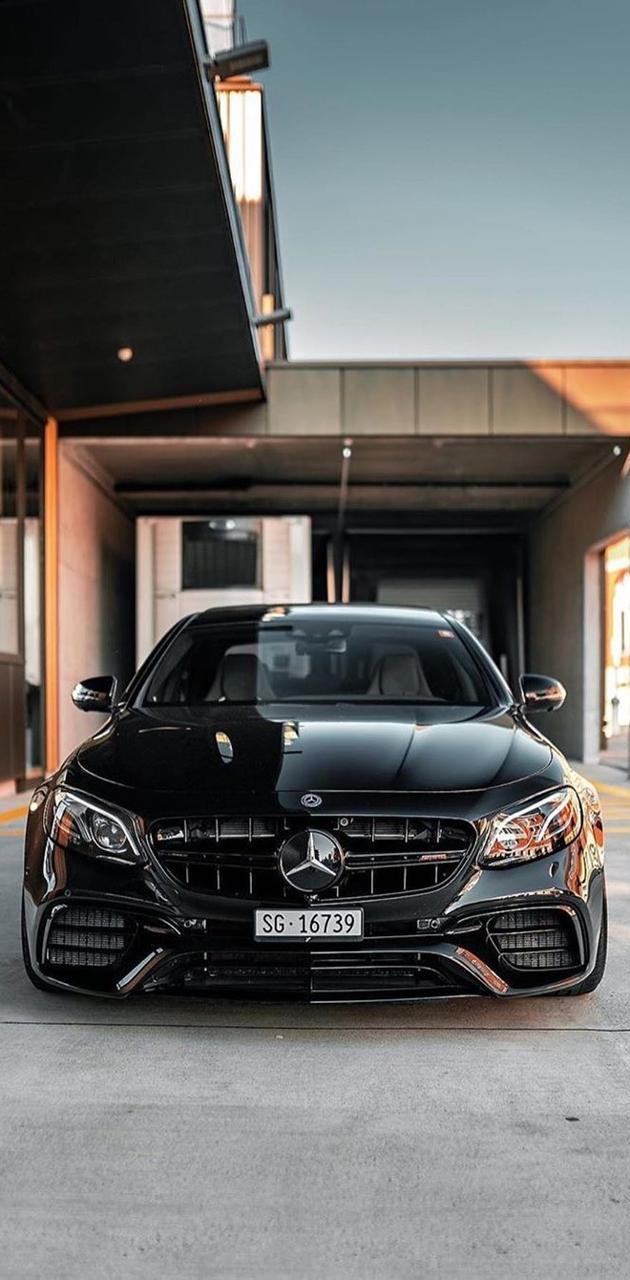 E63s black