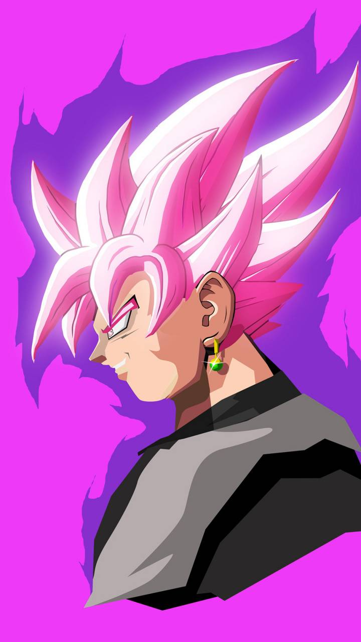 Black Goku Rose Wallpaper By Silverbull735 Ac Free On Zedge