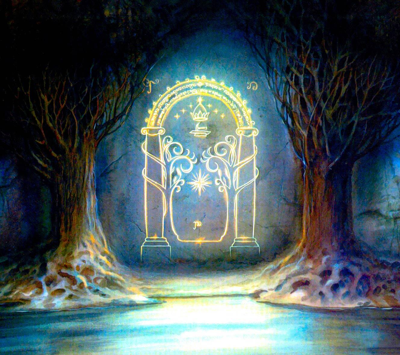 Sacred Portal