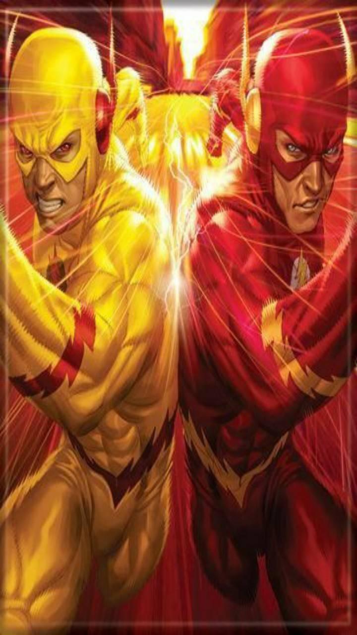Rf Vs The Flash Wallpaper By An0rak18 E5 Free On Zedge