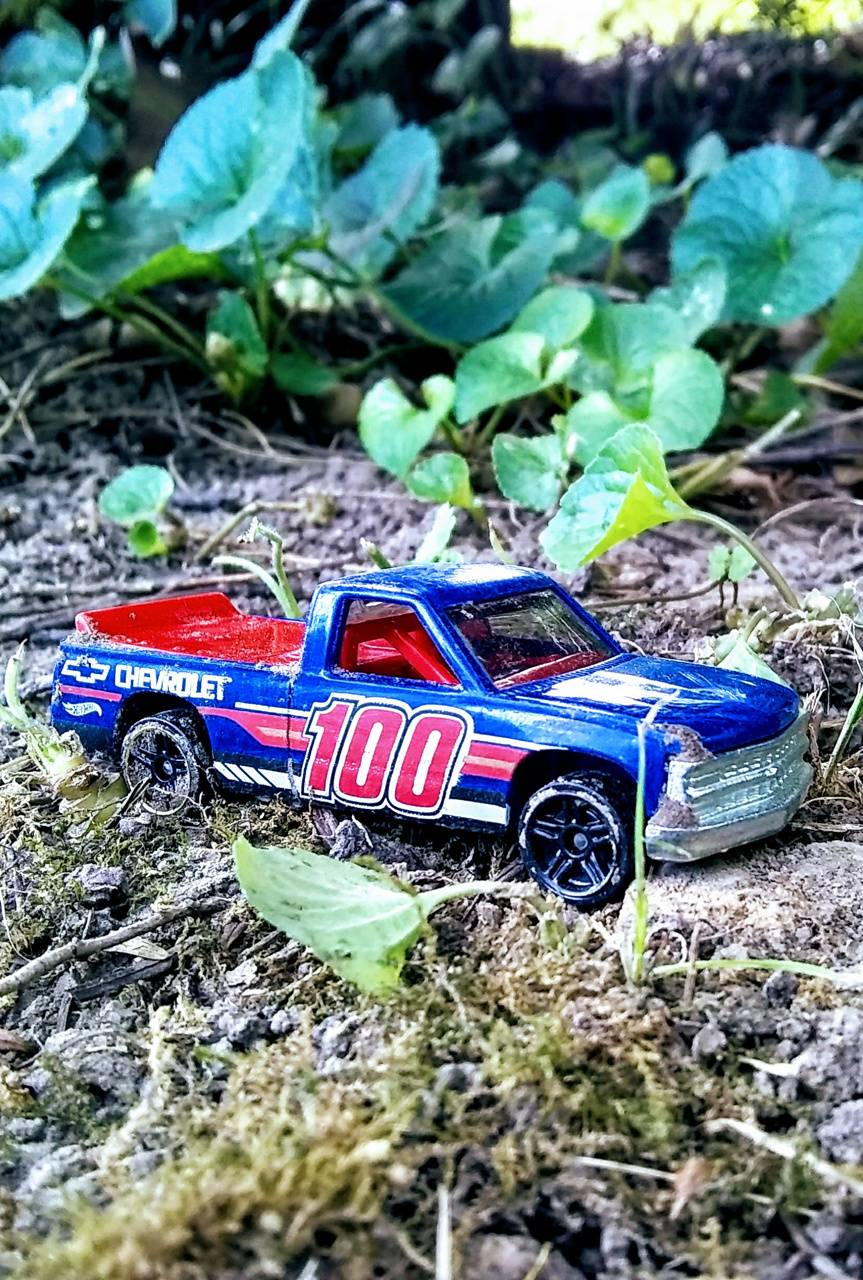 Off road hotwheels