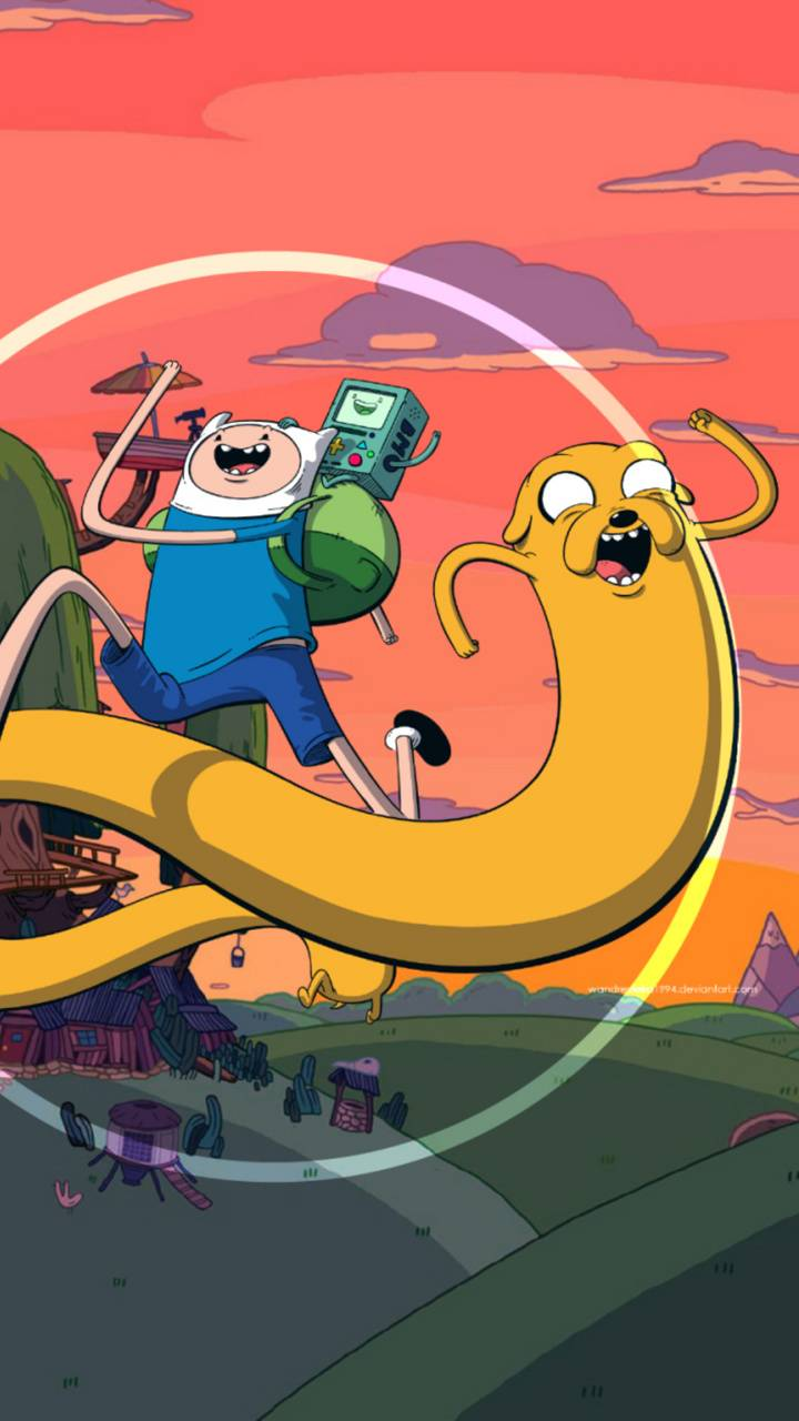 Finn and Jake - AT