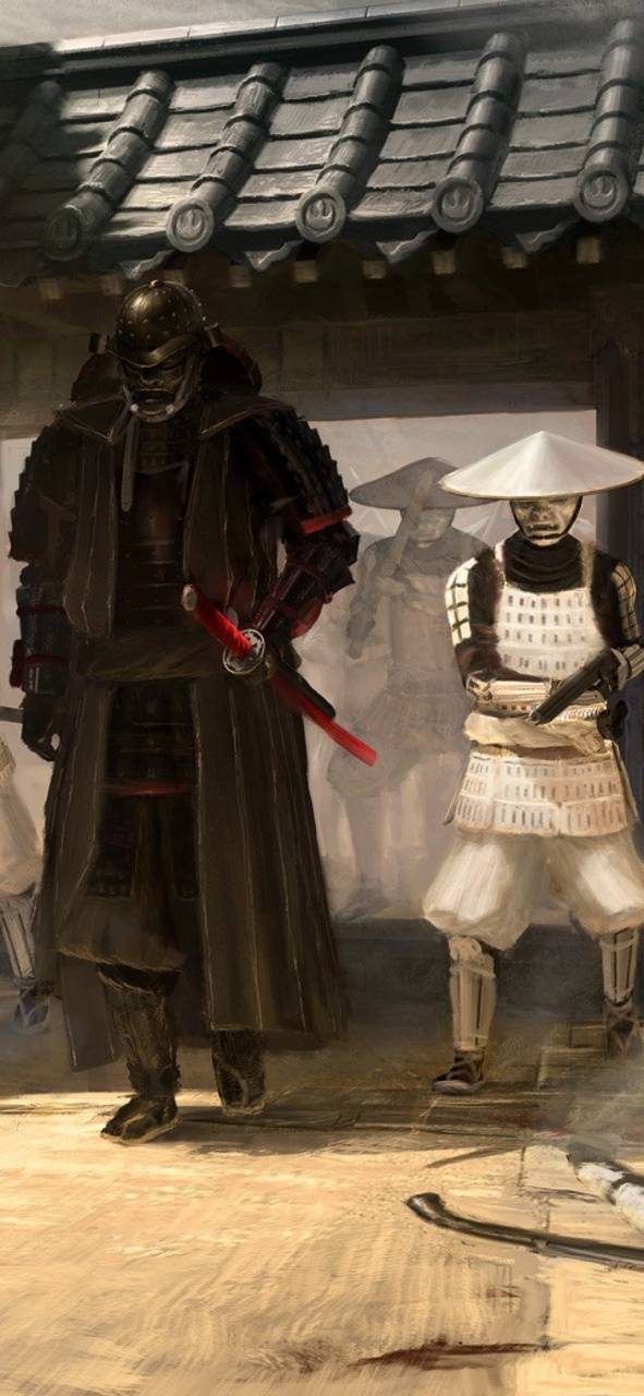 Star Wars Samurai Wallpaper By F0zz13 C4 Free On Zedge