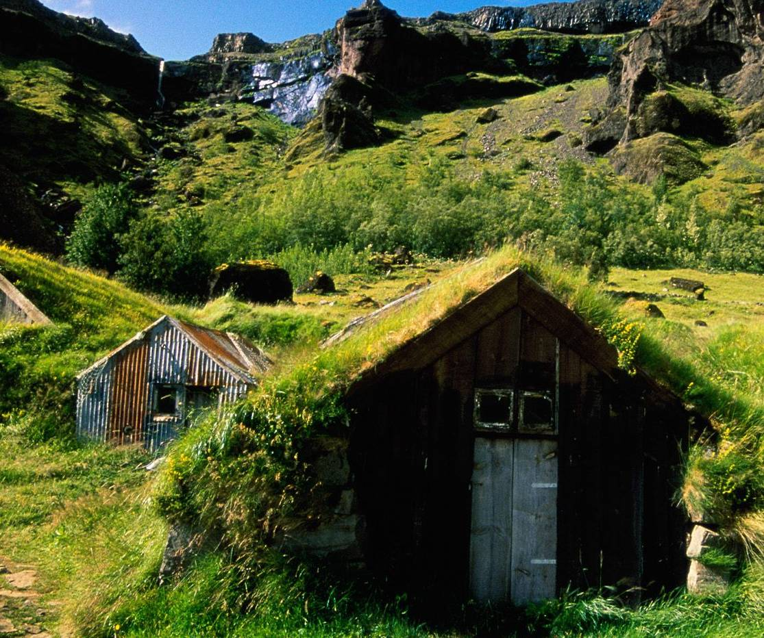 Green House Iceland