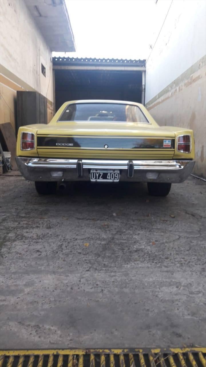 Dodge Polara Gtx