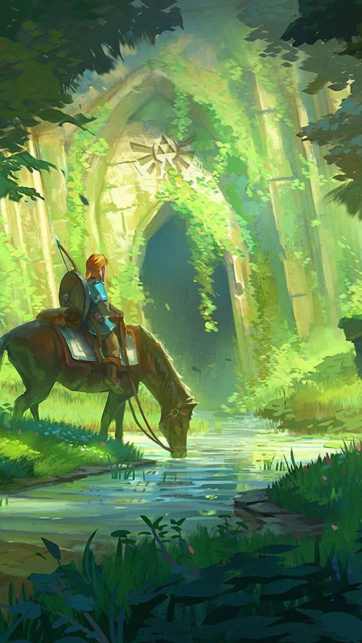 Zelda Botw Wallpaper By Toxictidus 06 Free On Zedge