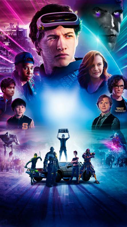Ready Player One 4k 8k Ringtones And Wallpapers Free By Zedge