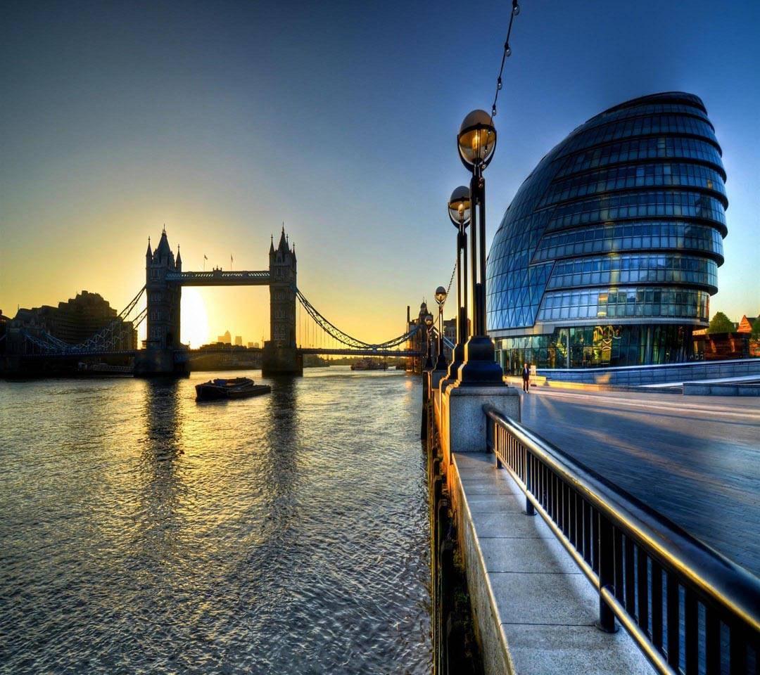 Tower bridge England