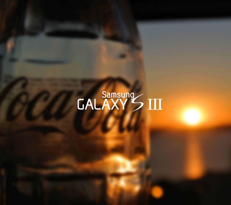 Coke Sunset