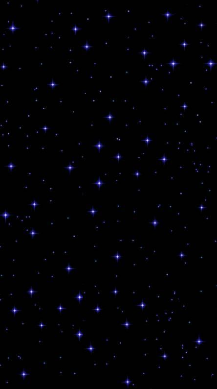 Glowing Night Stars