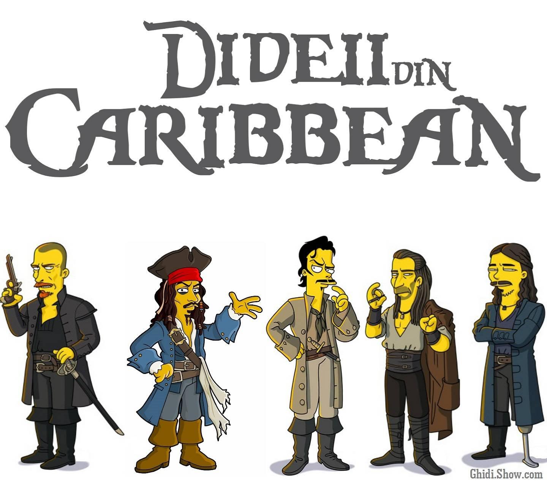 Dideii din Caribbean