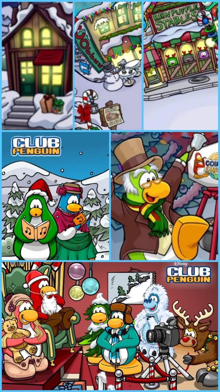 Club Penguin XMAS
