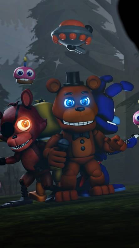 FNaF World team