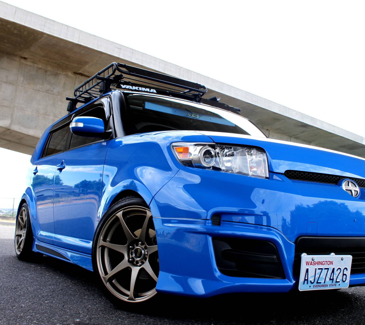 2011 Scion xB RS8