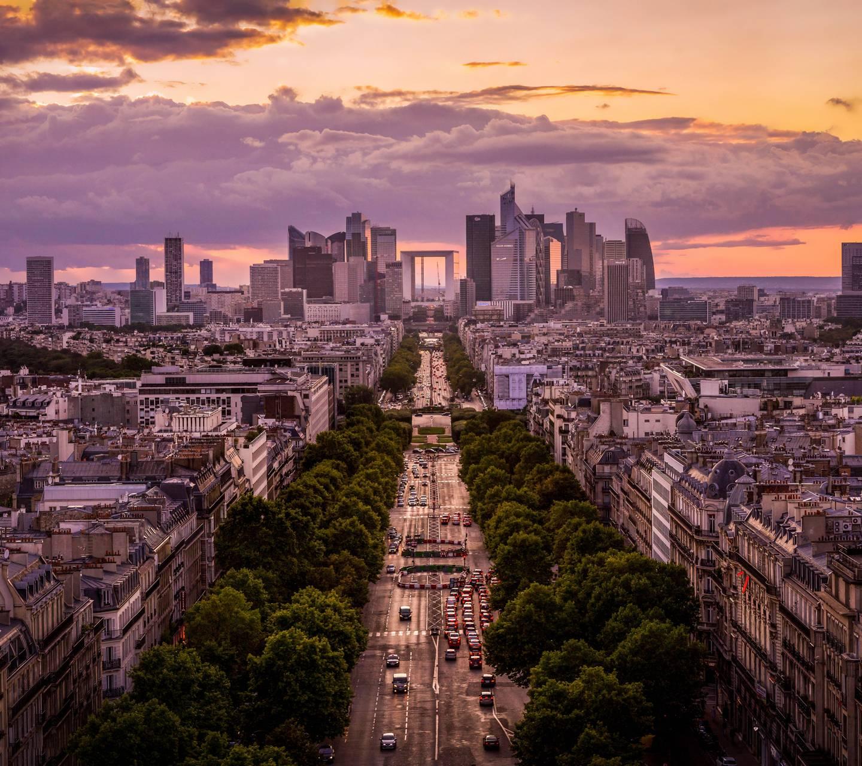 Paris Path