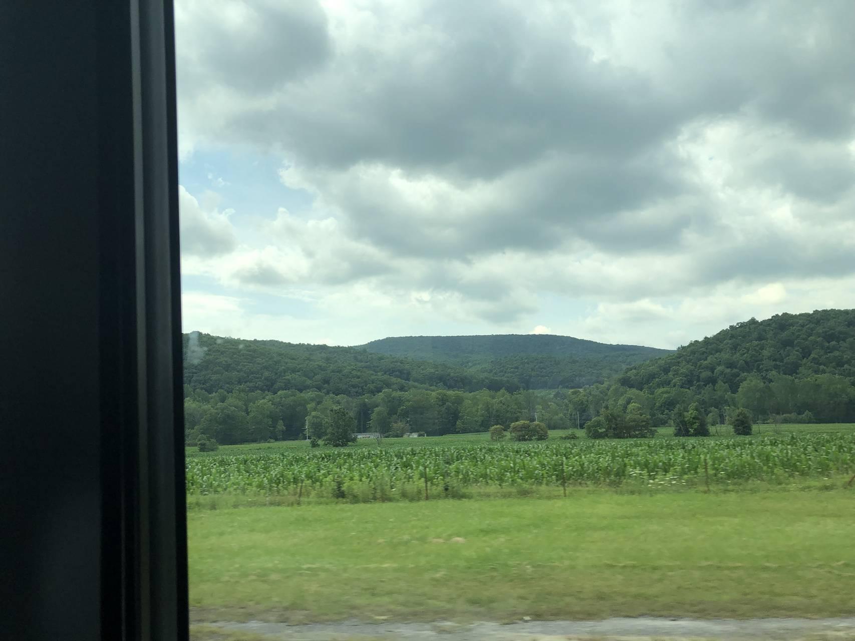Appalachian Mtns
