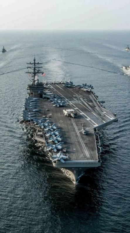 USS Carrier