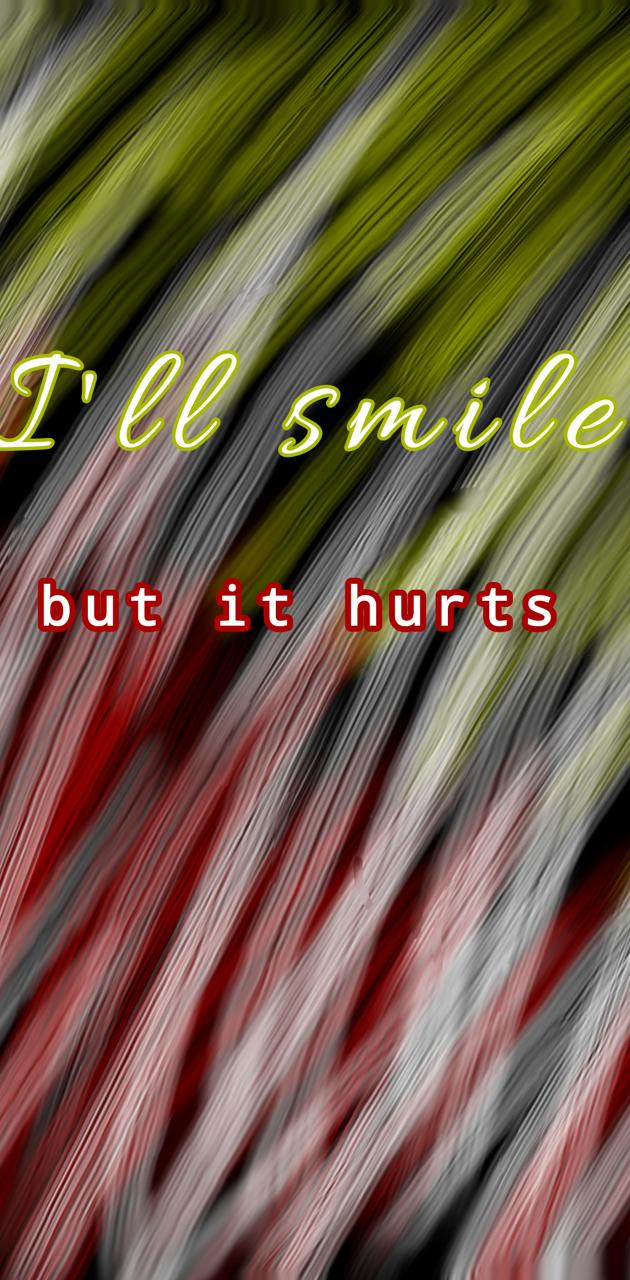 Painful smiles