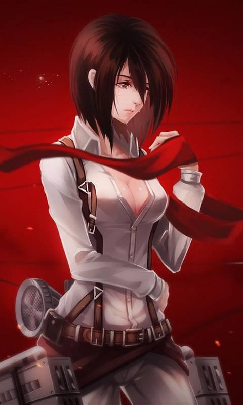 Mikasa Ackerman Wallpaper By Ariyakamandanu 47 Free On Zedge