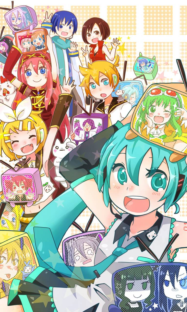 All The Vocaloid