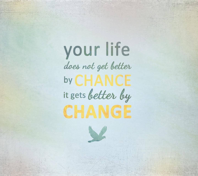 Chance change