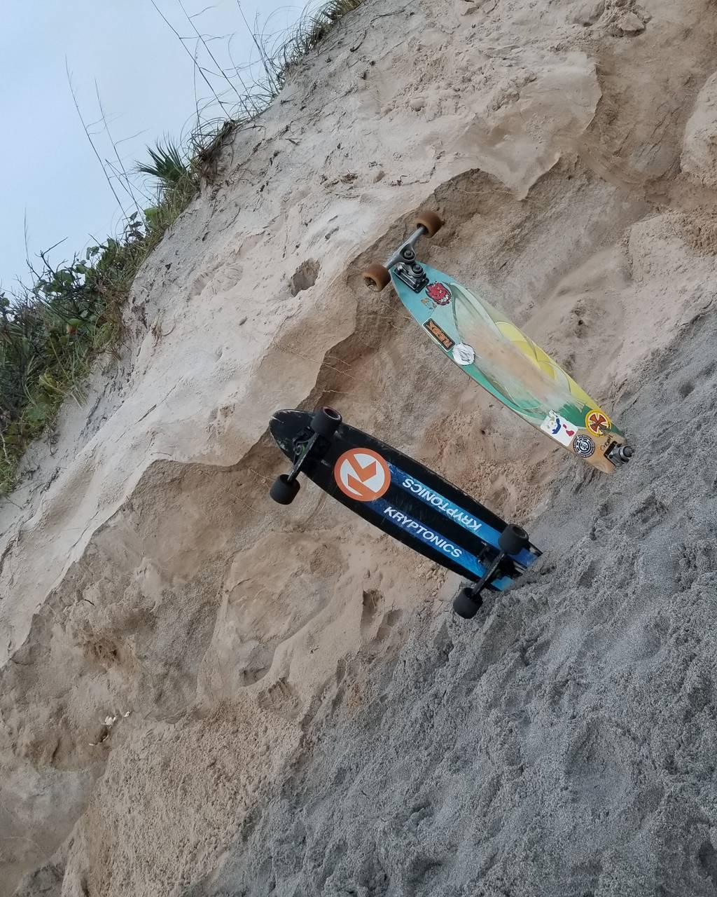 Skate board Mk 2
