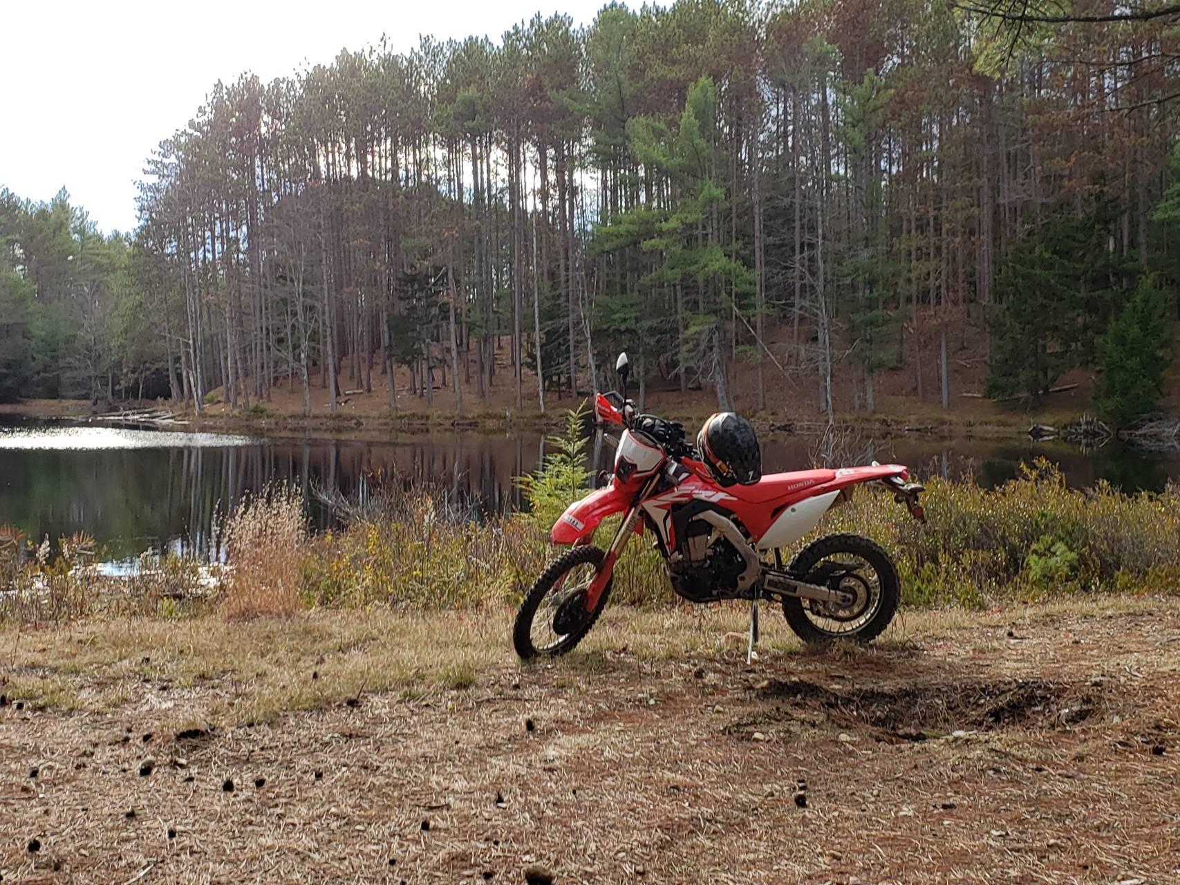 Honda 450L