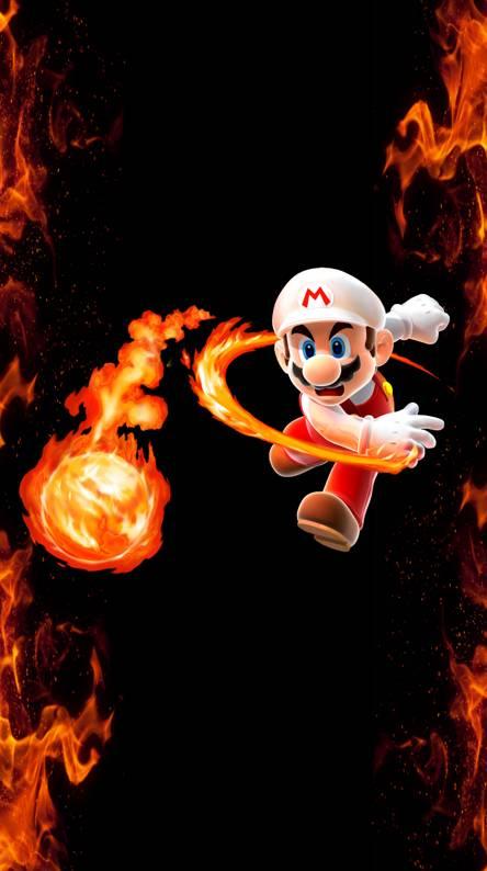 Mario Fireball Edge