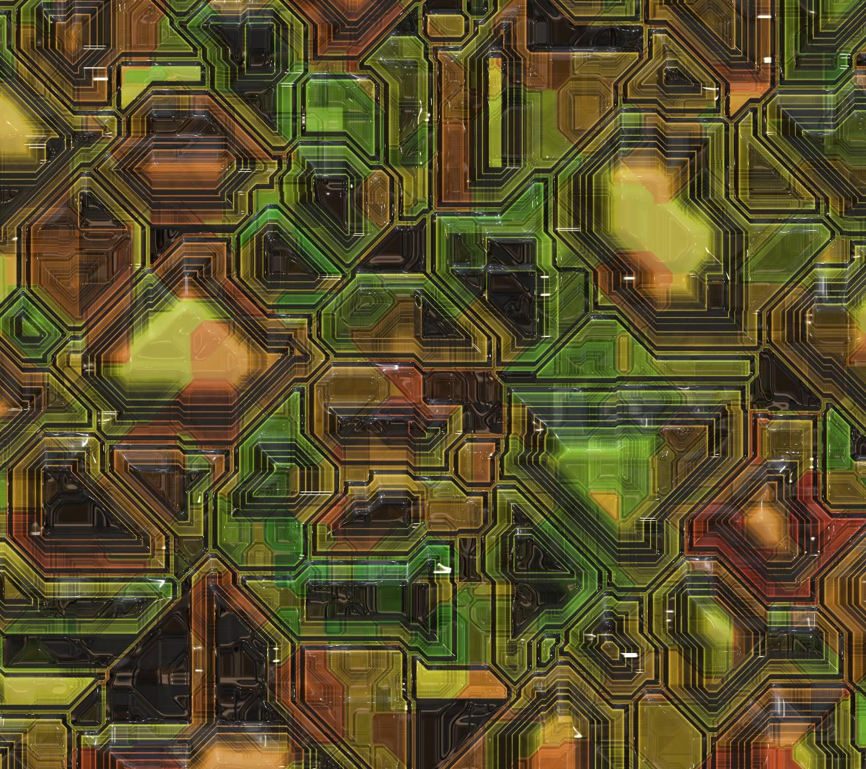 Abstract Tile