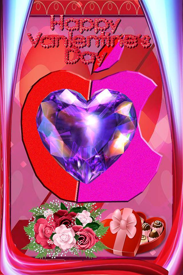 v day iphone apple