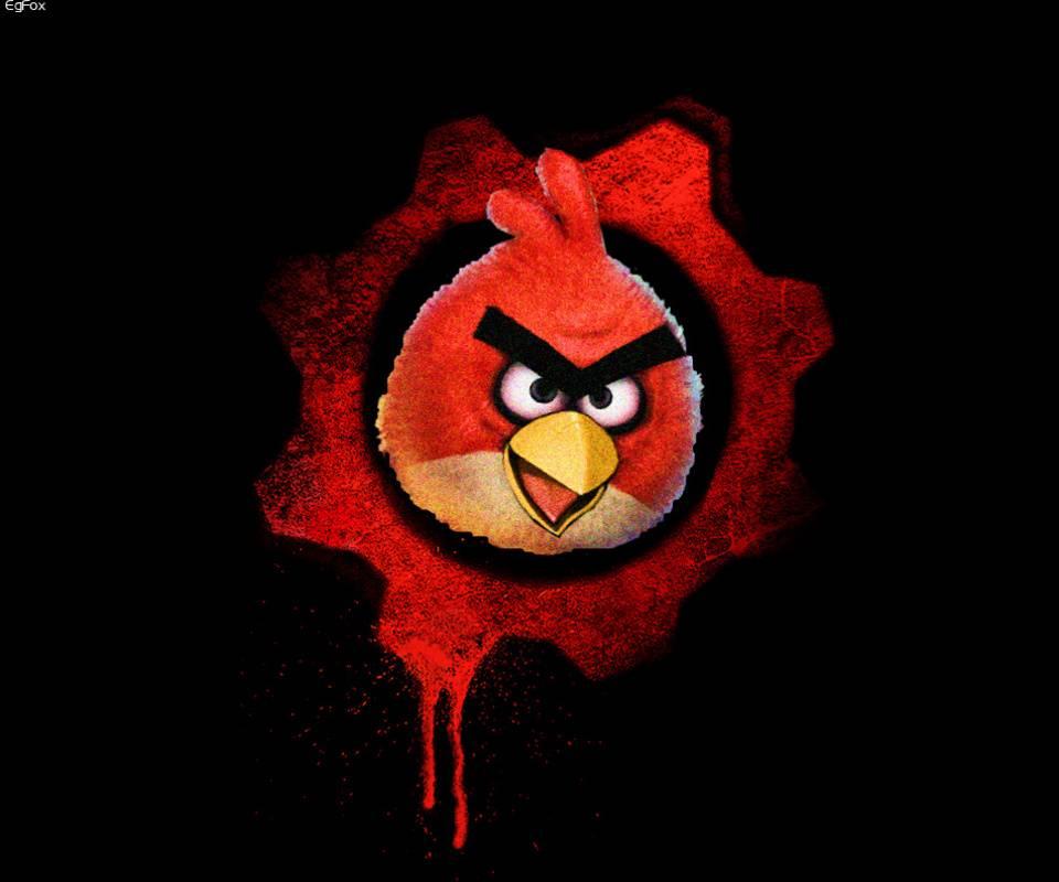 Big Angry Bird