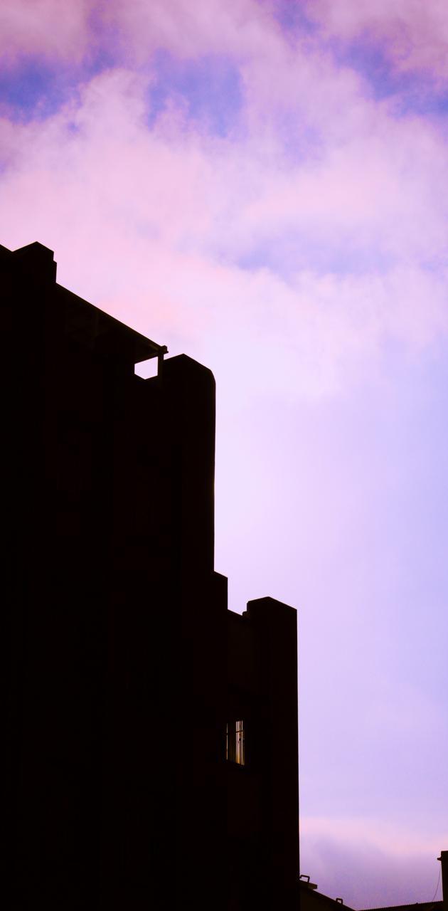 Edificio silueta