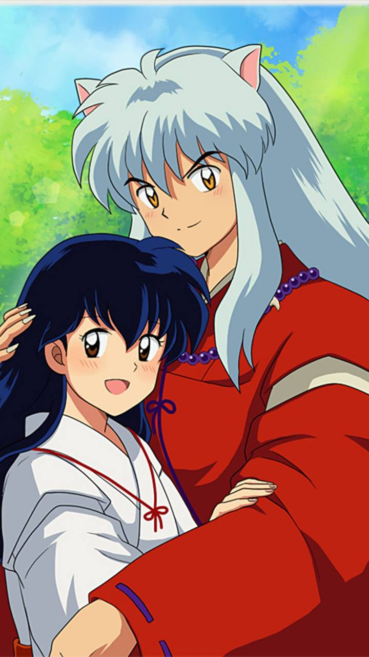 Inuyasha And Kagome Wallpaper By Lomoga58 F4 Free On Zedge