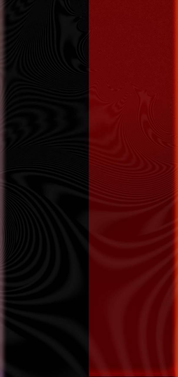 We love Black - Red